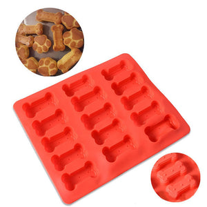 Silicone Dog Food Mold - Canine Cardio