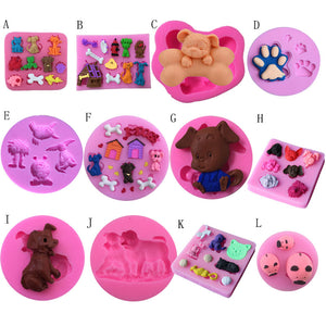 Dog Treat Molds - Canine Cardio
