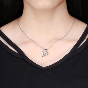 New Fashion Love Heart Shape Pedant Necklaces for Women