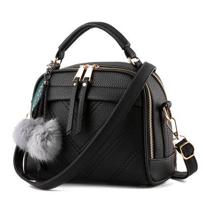Pu Leather Women Handbag Shoulder Crossbody Bags