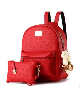 Brand New Backpack Fashion Designed Women Leather Bag