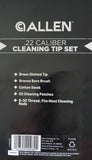 Allen Rifle Cleaning Tip Set .30 Calibers