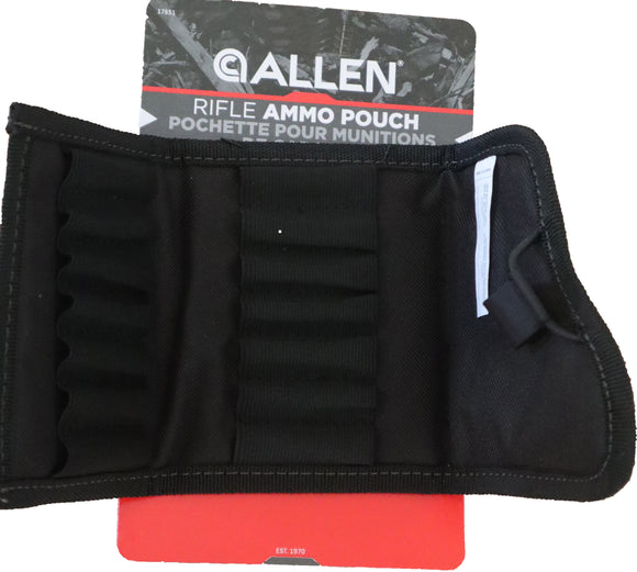 Folding Ammo Pouch Allen Black