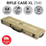 Hard Gun Case Rifle 2540 Evolution Gear