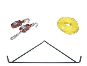 Full Gambrel and hoist kit