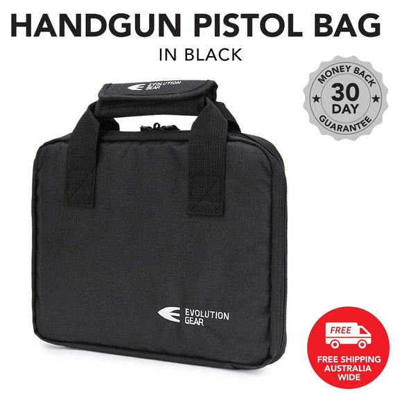 Handgun Pistol Bag Evolution Gear