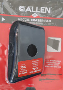 Allen Recoil Eraser, SMALL Slip on Recoil Pad