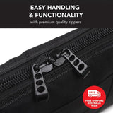 Shooting Range Mat & Rifle Bag Case - Evolution Gear