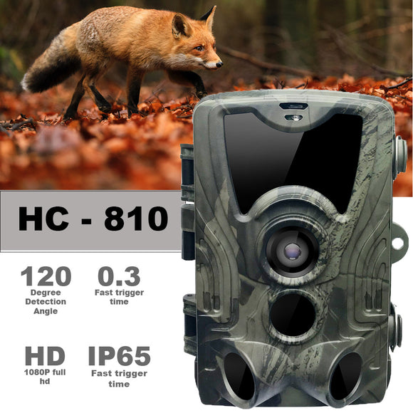 Trail Camera 20MP The Merchants HC 810A