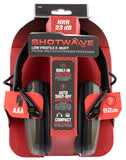 Allen Shotwave Ear muff Low Profile