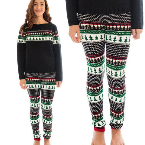 Christmas Stretchy Leggings