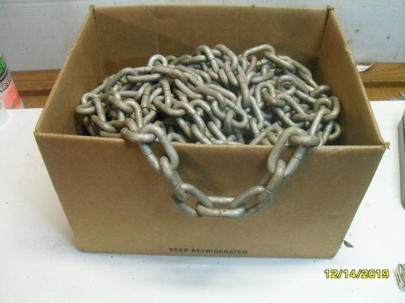 60 Feet of Aluminum Marine Chain  (91214-16)