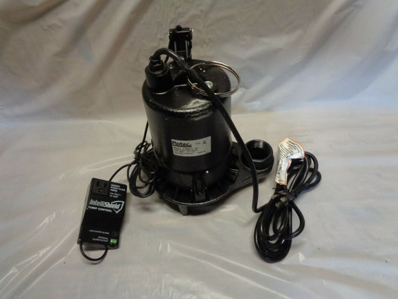 Flotec E100ELT 1 HP Electric Submersible Cast Iron Sump Pump 1½