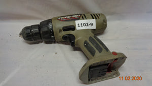 "Porter Cable 866 3/8"" Cordless Driver Drill **PARTS or FIX** (1102-9)"