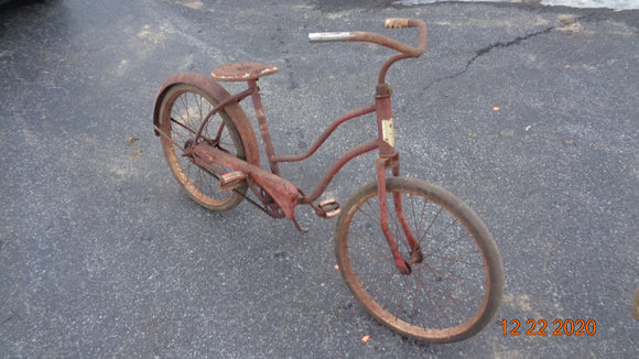 Antique Bike 20