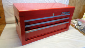 "ACE Professional 2015592 3 Drawer Tool Box Chest  26"" L x 12"" D x 13"" H (0204-1)"