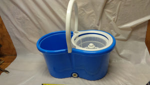 Mop BUCKET ONLY for Aootek  Spin Mop System - MOP NOT INCLUDED (0204-15)