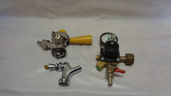 Banner Equipment 23-H Keg Tap Parts (0128-48)