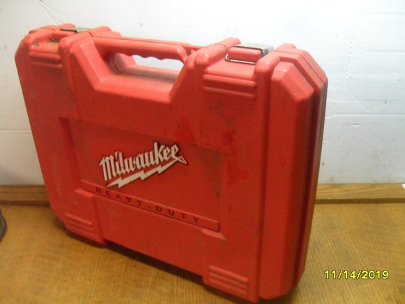 Milwaukee CASE ONLY for 0512-26 Driver Drill (91114-11)