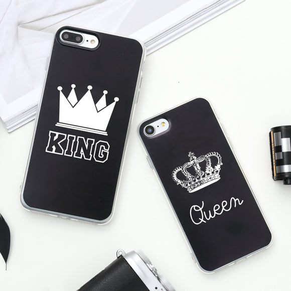 KING and Queen Case for iPhone