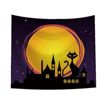 Load image into Gallery viewer, Sugar Skull Tapestry Halloween Trick Treat Horror - Merchandise Inn