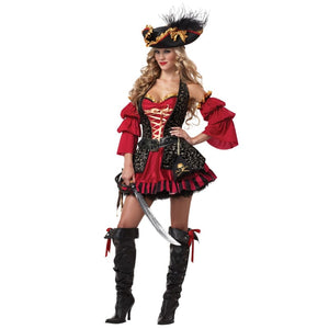 Woman Pirate Halloween Costume - Costume & Accessories