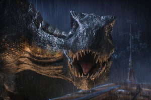Were real dinosaurs as bulletproof as the one in Jurassic World: Fallen Kingdom?