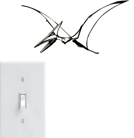 Pteranodon Vinyl Wall Decal