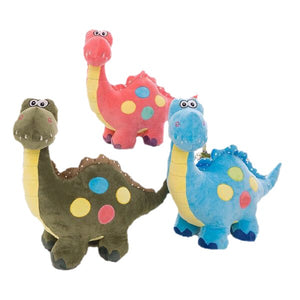 30cm Spot The Brontosaurus Dinosaur Plush Stuffed Animal Toy
