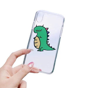 Devil Dinosaur Protective Iphone Case
