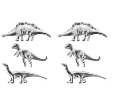 3Pairs  Dinosaur Stud Earrings *FREE ITEM