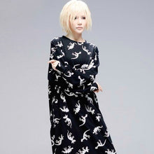 Oversized Dinosaur Harajuku Dress
