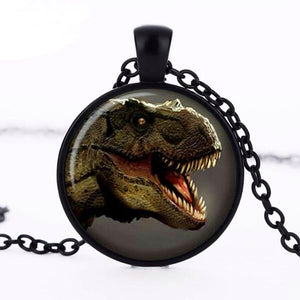 Dinosaur Pendant  Necklace