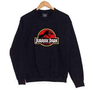 Jurassic Park Cotton Sweatshirt