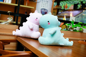 30-50CM Kawaii Dinosaur Plush Stuffed Animal Pillow Pal
