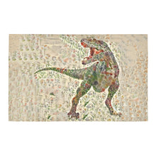 Jurassic Bloom 20 x 32 Bath Rug