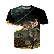 In Russia Putin Trades Bear for Fire Breathing DRagon Three Options  3D Print T-shirt Hoodie or Sweatshirt