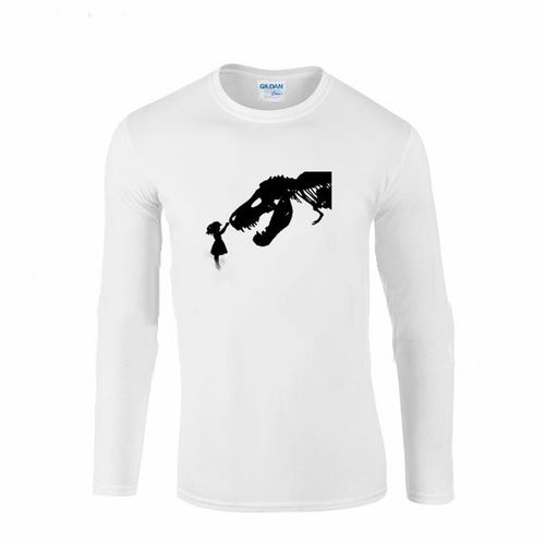 My Pet, Bones Long Sleeve Shirt