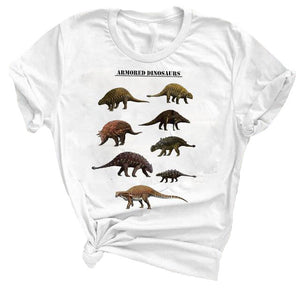 """ Come At Me Bro""  Dinosaur Cotton T-Shirt"