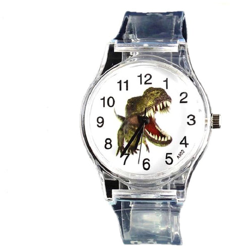 Quartz Jurassic Park Collection Dinosaur Wrist Watch 3 Options