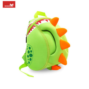 Waterproof Dinosaur Neoprene School Bag Backpack