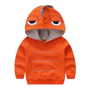 I See You Cotton Dinosaur Hoodie Pullover Or Zip Up Sweatshirt 3 Style Options