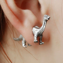 1pc  3d Apatosaurus earring