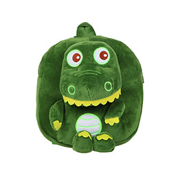 Plush Dino Backpack