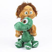 The Good Dinosaur A Boy And His Dino Plush Stuffed Toy