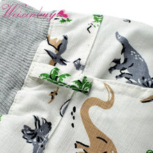 Childrens Dinosaur Baggy Shorts