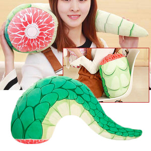 Dinosaur Tail Pillow cushion