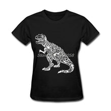 Curly Dinosaur T-shirt