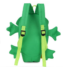 3D Dinosaur Cartoon Backpack