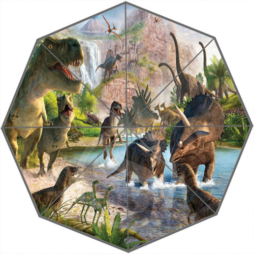 It's Raining Dinosaurs Umbrella